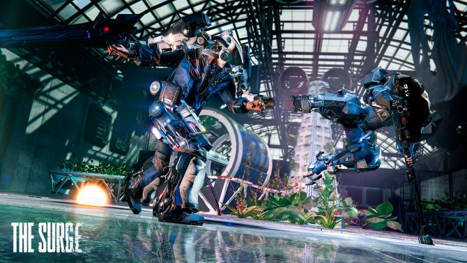 The Surge Review -- A Standout Souls-like