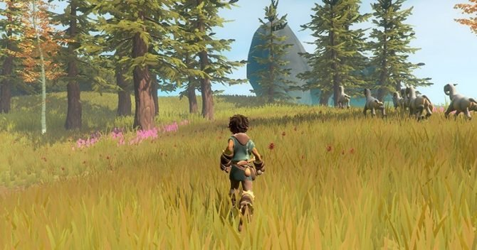 Action Adventure Game Pine Launches on Kickstarter; Boasts Unique and Intricate Ecology Systems