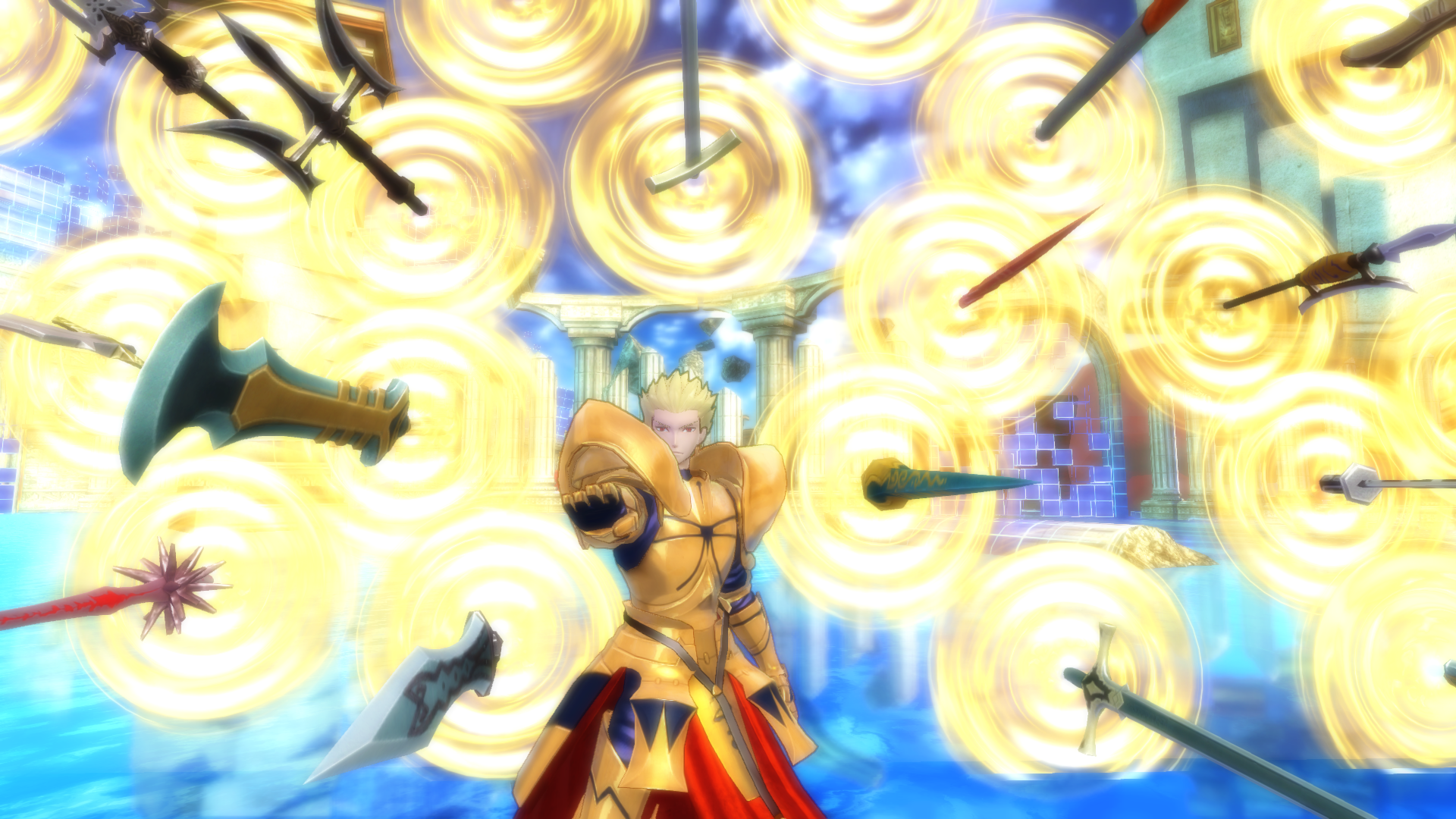 Ps4 Ps Vita Exclusive Fate Extella Gets New Trailers Showing Off