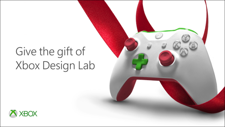Microsoft Offers Gifting Option for Xbox Design Lab Controllers for
