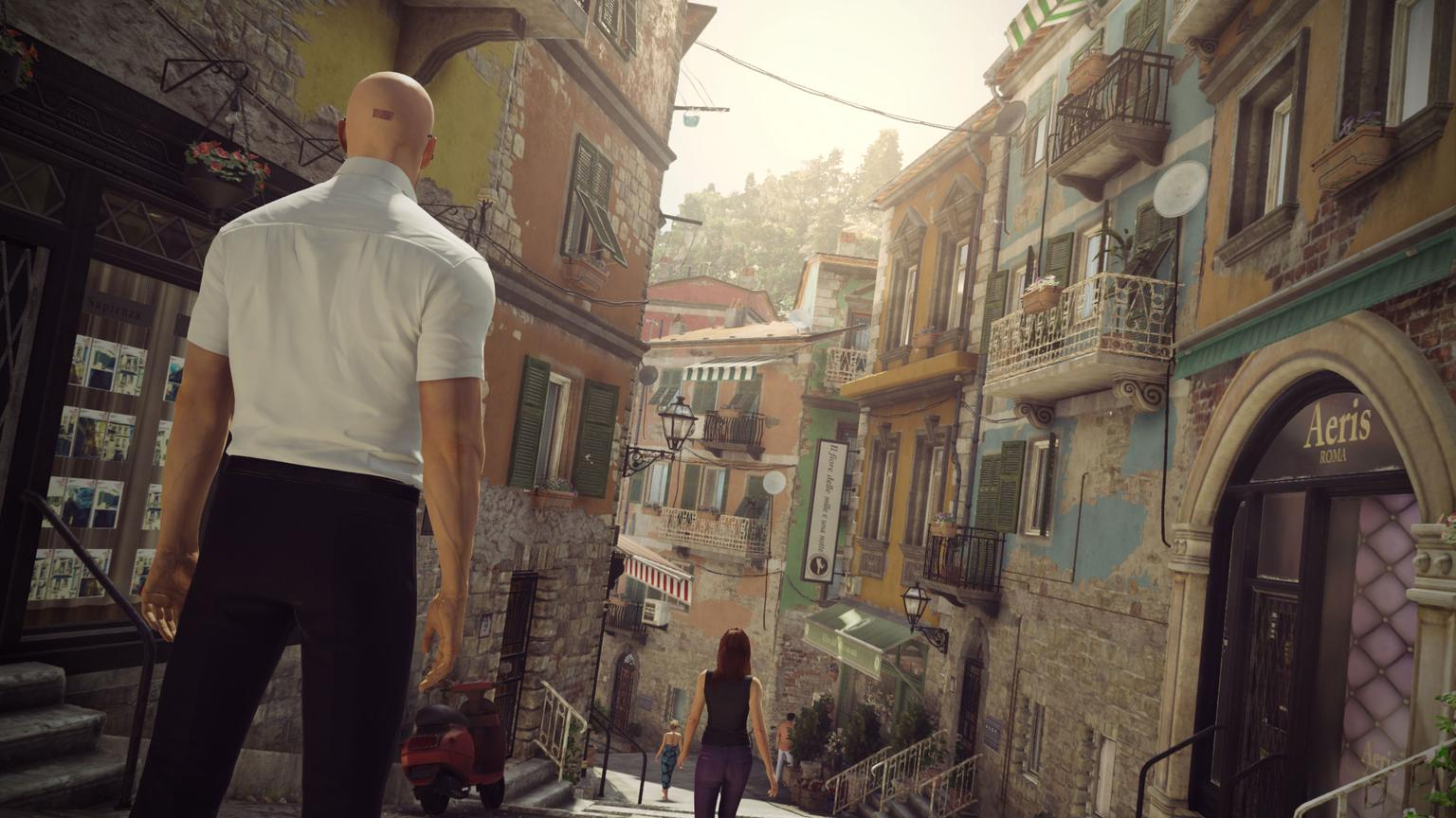 Hitman PS4 Pro Patch Offers Higher Resolution, Better