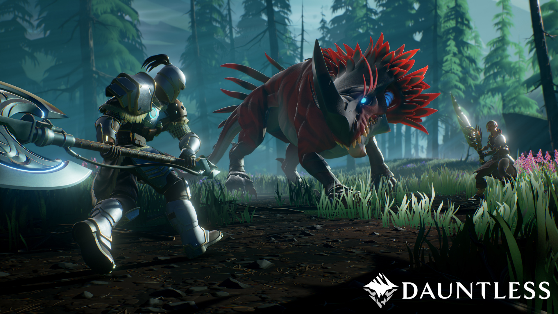 Dauntless Developer Preview Video Shows Off New Behemoths and Weapon