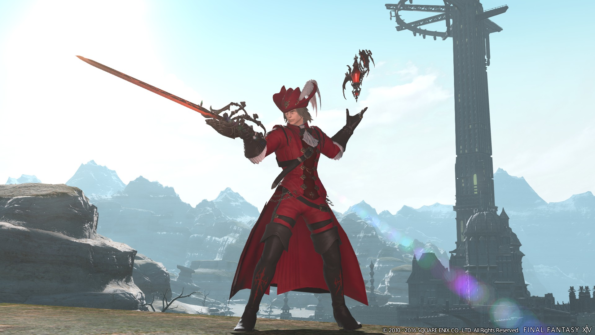 Watch Final Fantasy Xiv Stormblood S New Red Mage Job And