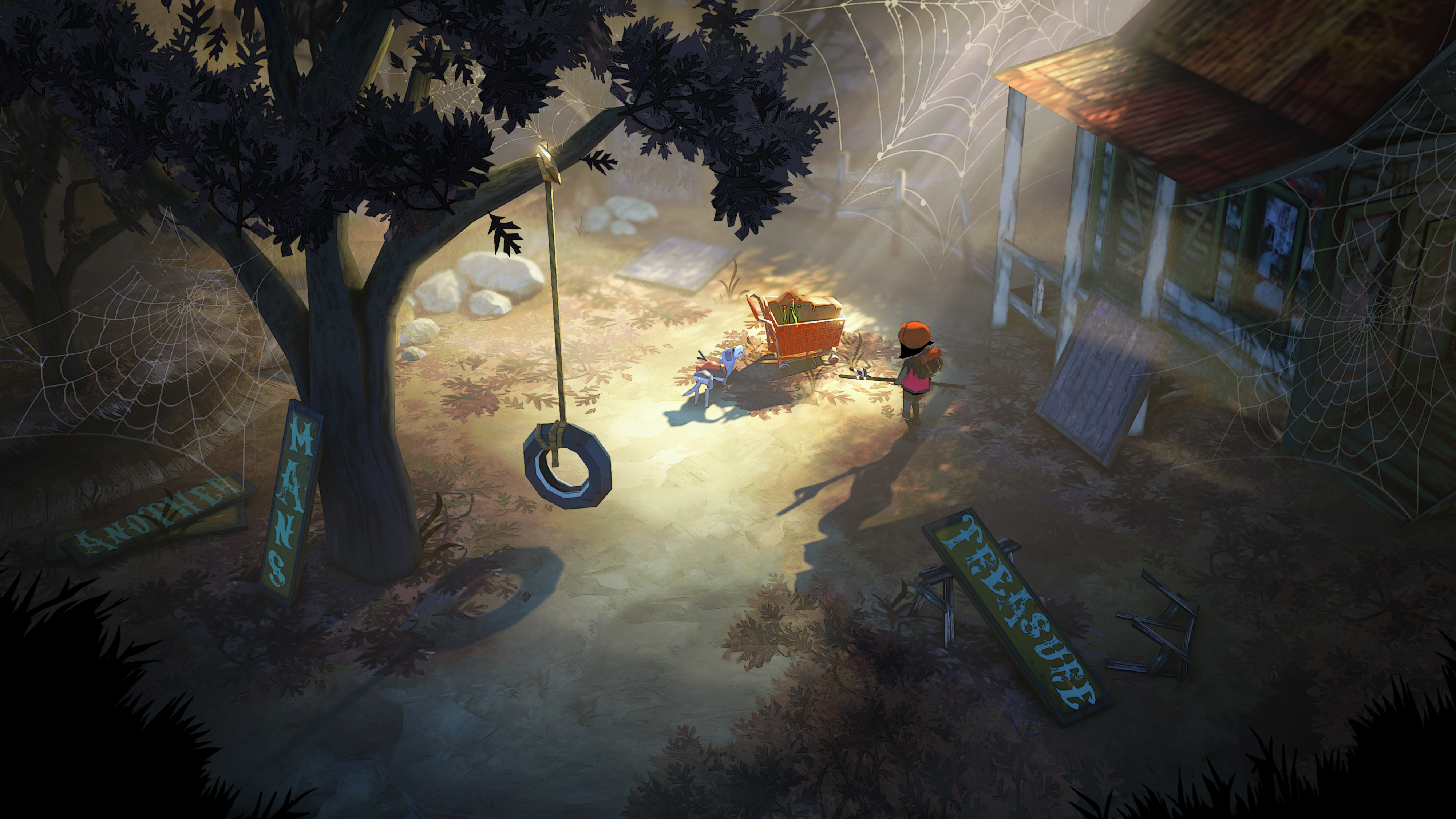 The Flame in the Flood: Complete Edition Homestead