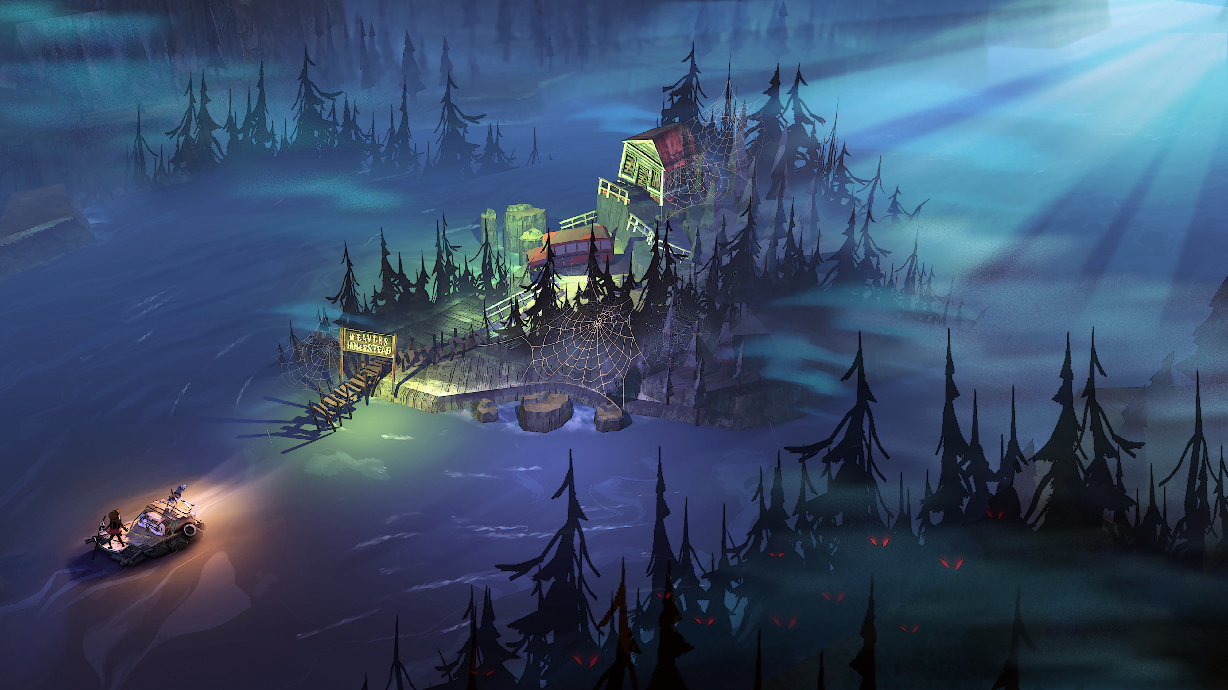The Flame in the Flood: Complete Edition Rafting