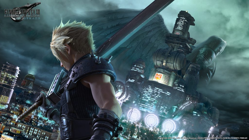 You Probably Won't Have to Wait Three Years for Final Fantasy VII Remake and Kingdom Hearts III