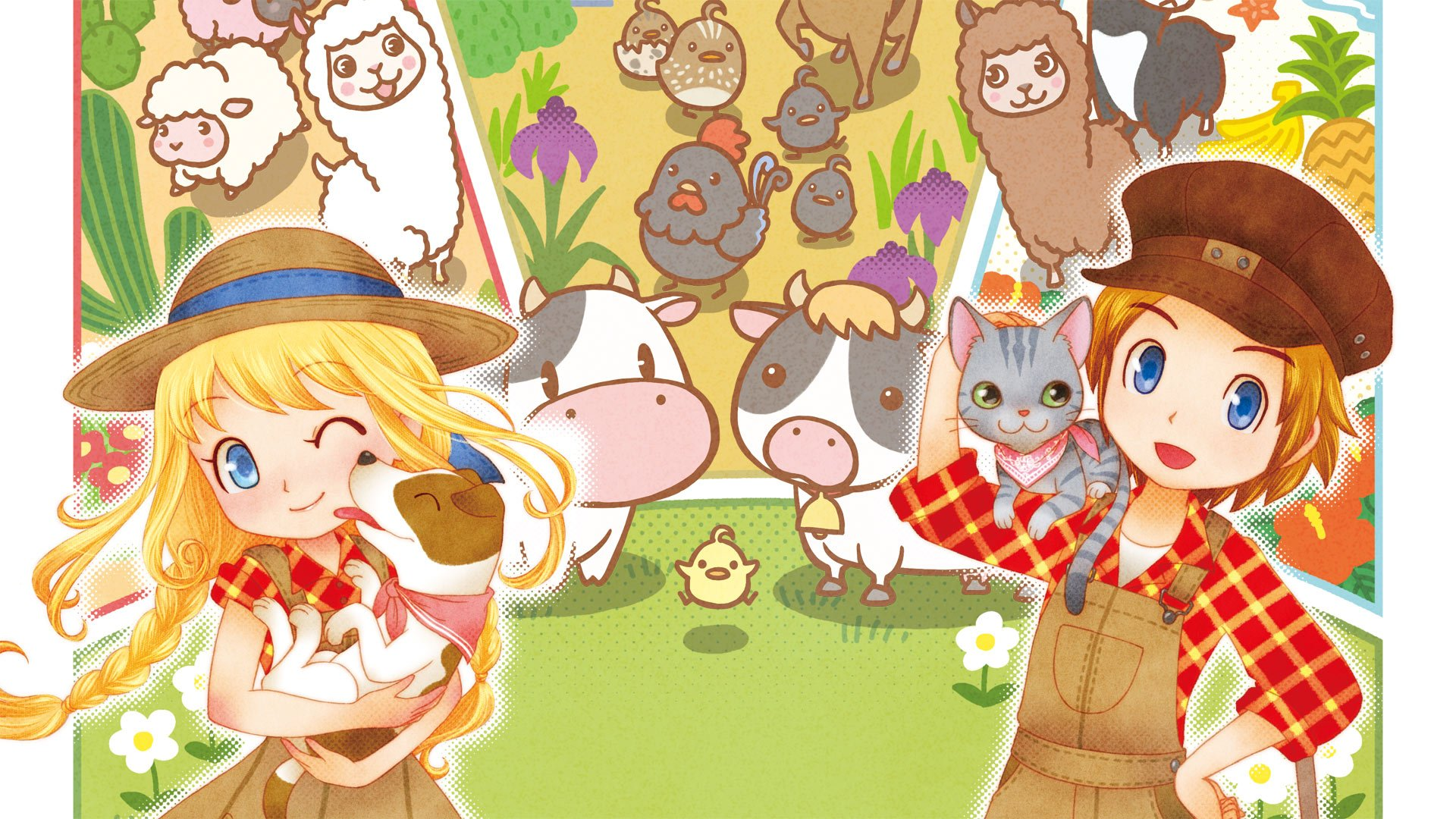 3DS Exclusive Story or Seasons: Trio of Towns Shows Super