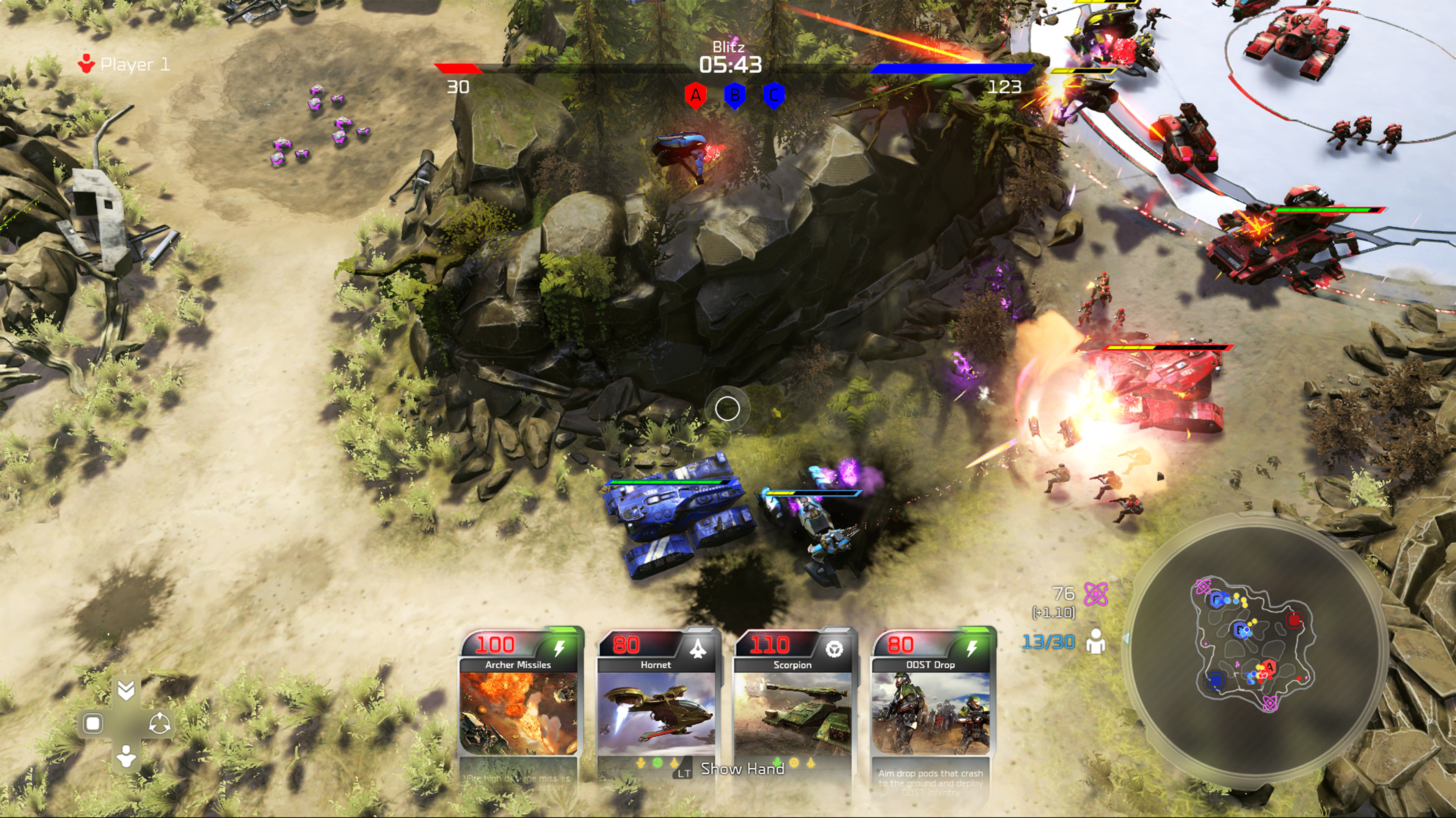 Halo Wars 2 Review -- Creatively Assembling RTS on Consoles