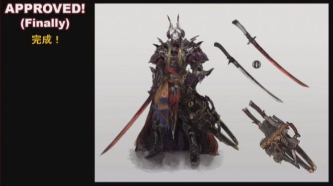 Gorgeous Final Fantasy XIV Stormblood Art Shows Enemies, Gear and Much More...and a Matter of Thighs