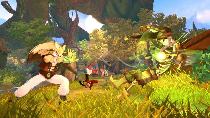 Shiness: The Lightning Kingdom Review -- A Creative but Flawed Adventure