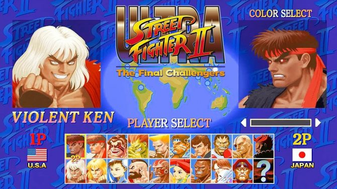 Ultra Street Fighter II: The Final Challengers Review -- Portable Beat Down