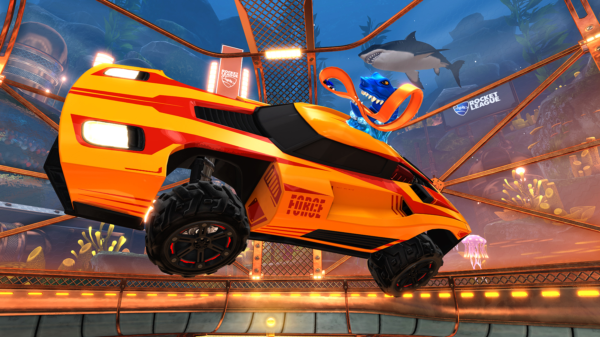f47d8984533c4 Rocket League Update Adds Hot Wheels DLC and PS4 Pro Support