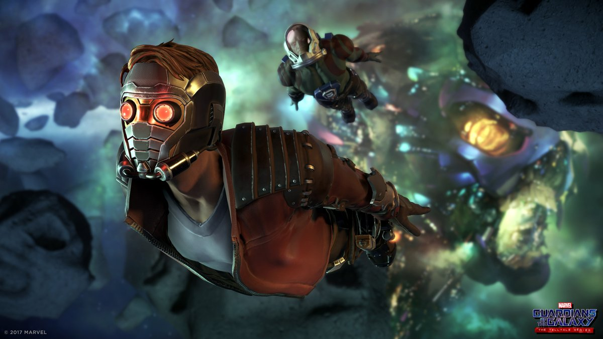 Telltale Games Releases Trailer For GUARDIANS OF THE GALAXY Episode 5