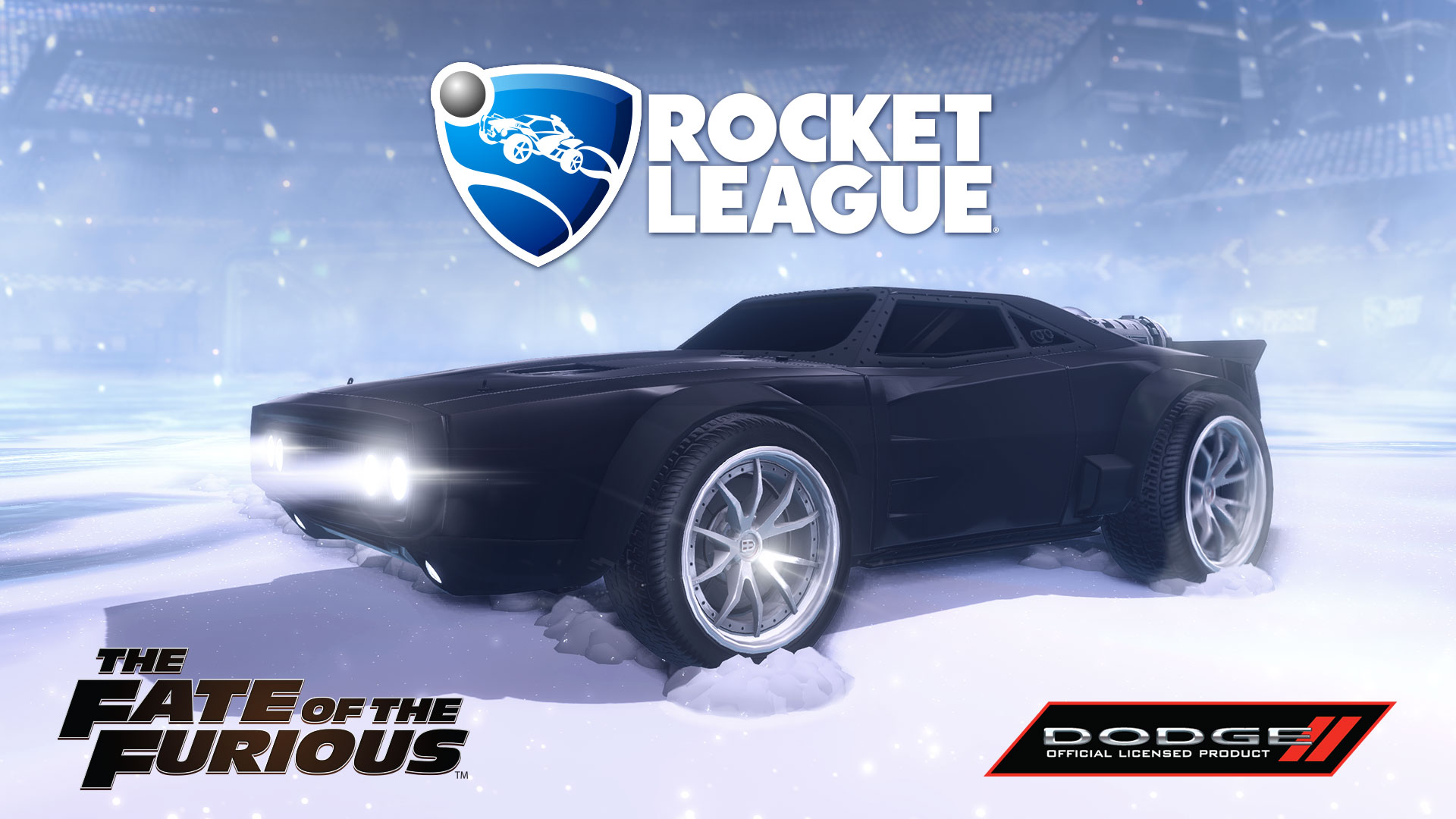 Rocket League Crosses Over With The Fate Of The Furious In New Dlc
