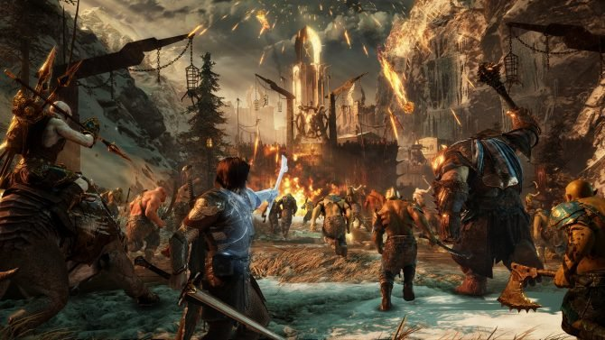 Middle-earth: Shadow of War Review -- One Ring to Bind an Army