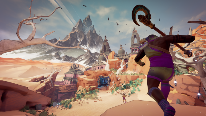 Mirage: Arcane Warfare Preview -- A Storm of Swords (and Magic)
