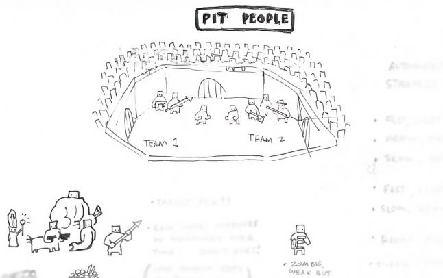 The Behemoth Discusses Experimenting with Turn-Based Combat in Pit People