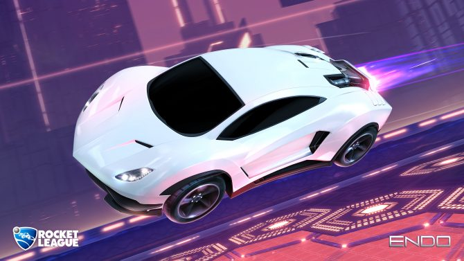 Rocket League is Getting a New Free Mode Called Dropshot on March 22nd