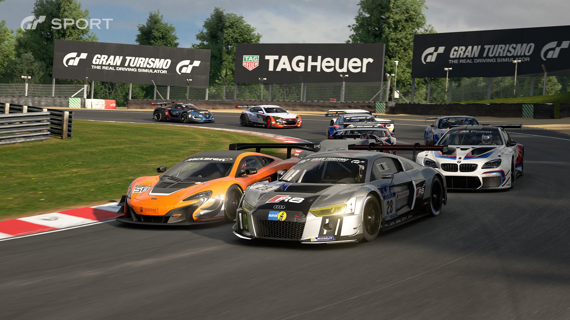 gran turismo sport 39 s beta has more than one million players. Black Bedroom Furniture Sets. Home Design Ideas