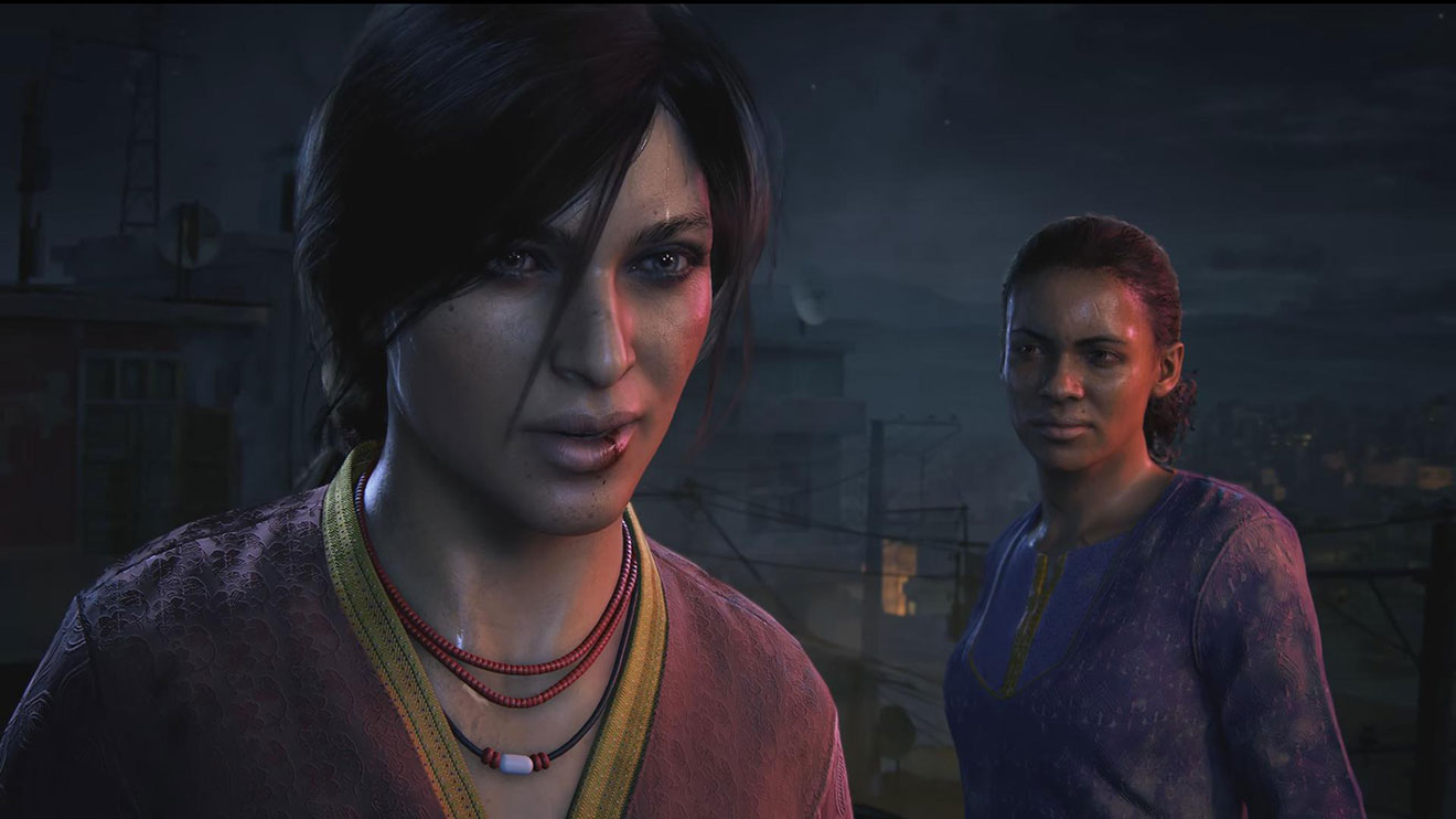 New Uncharted The Lost Legacy Concept Art Revealed Art Direction