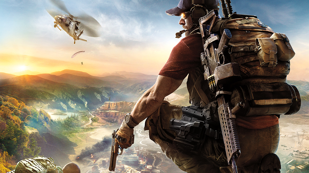 Ghost Recon Wildlands Trailer Showcases the Game's Stunning