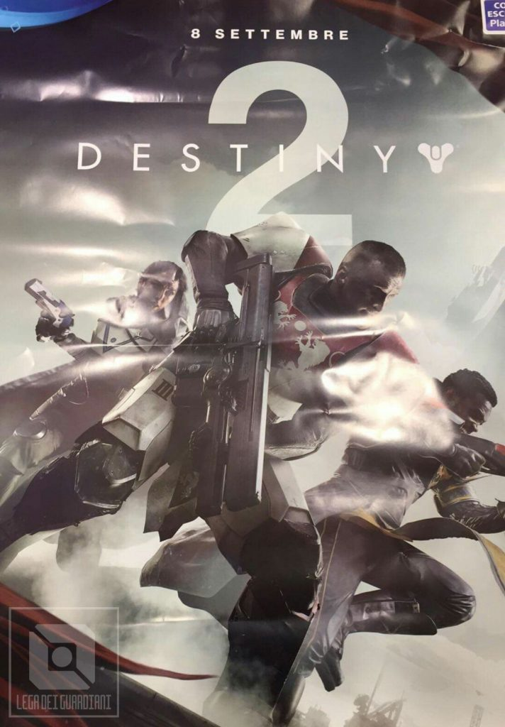 Rumor: Destiny 2 Release Date Allegedly Leaked by Italian Poster