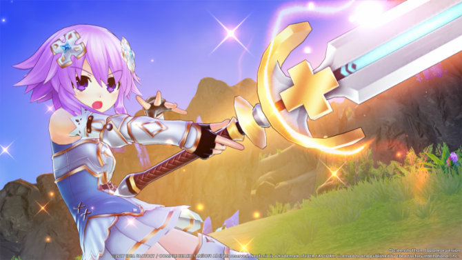 Cyberdimension Neptunia: 4 Goddesses Online Producer and Illustrator Provide Development Details and More During Anime Expo 2017