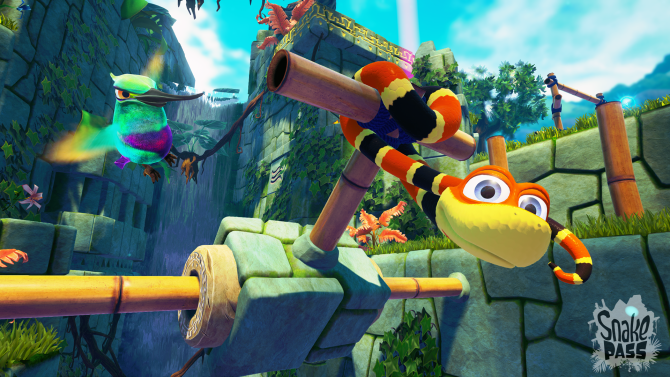 Snake Pass Review -- Think Like a Snake!