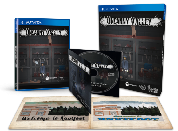 Uncanny Valley to Get Limited Physical Release on Vita From Signature Edition