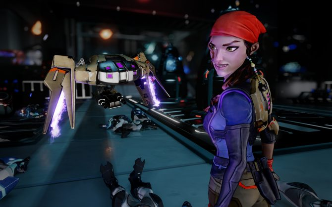Agents of Mayhem Preview -- High-Octane Hero Action