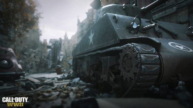World At War: DualShockers' Staff Reacts to the Reveal of Call of Duty: WWII