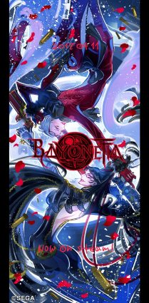 Original Bayonetta Charater Designer Releases Gorgeous Illustration to Celebrate PC Launch