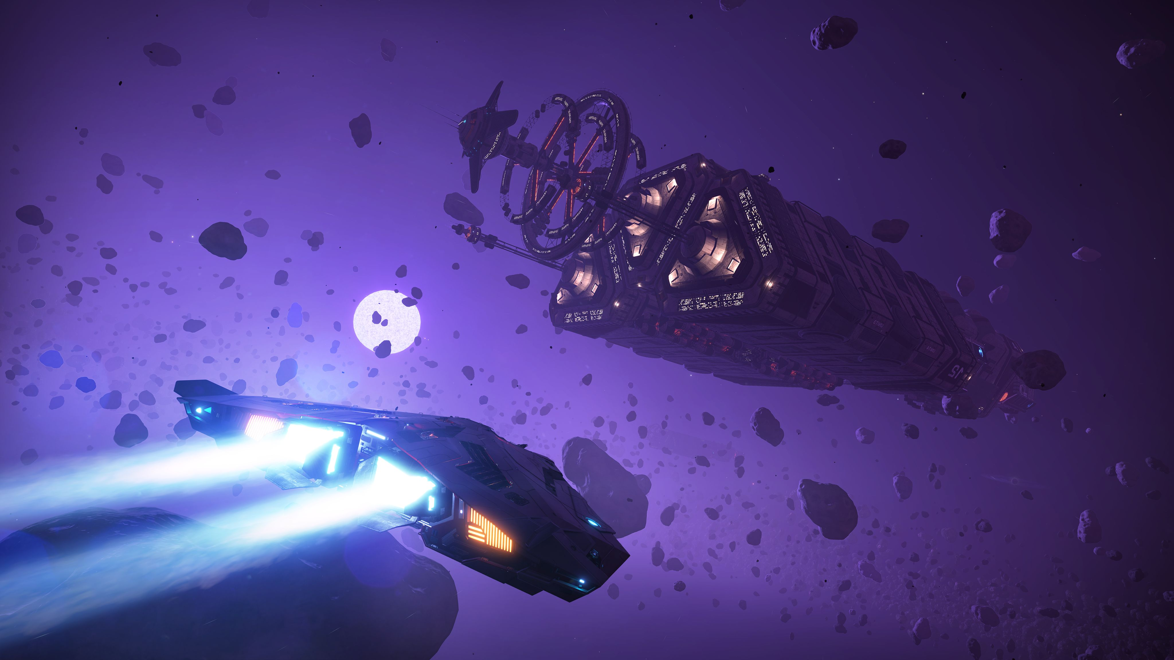 Elite Dangerous: Horizons Update 2 3 Out Today, Adds Multi-crew Co