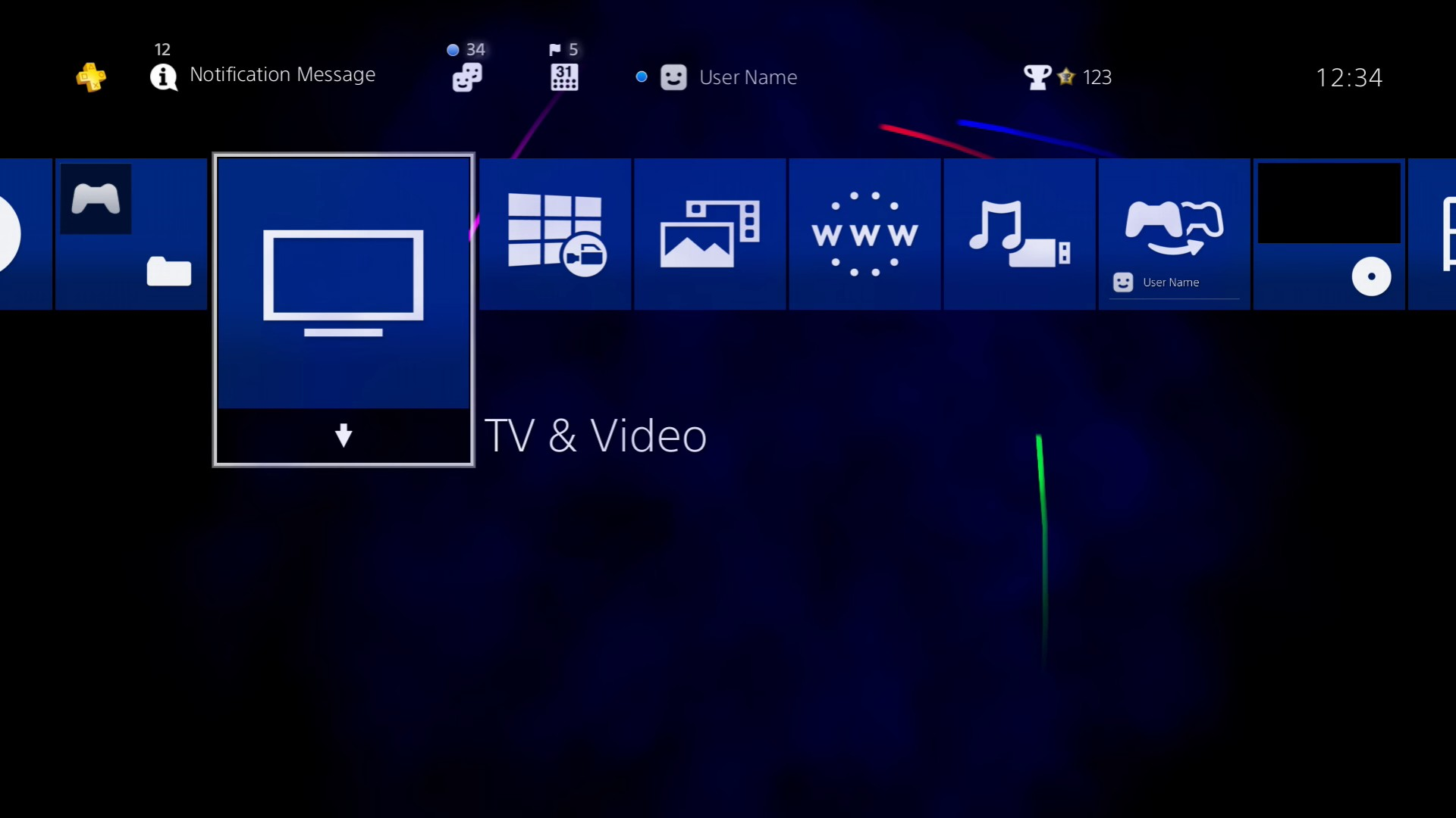You'll Wish that This PS2 Dynamic Theme for PS4 by Truant