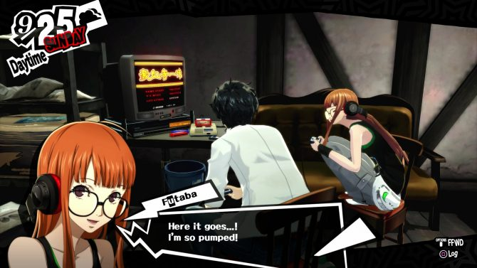 Persona 5 Review -- The Japanese High Schooler Simulator of Your Dreams