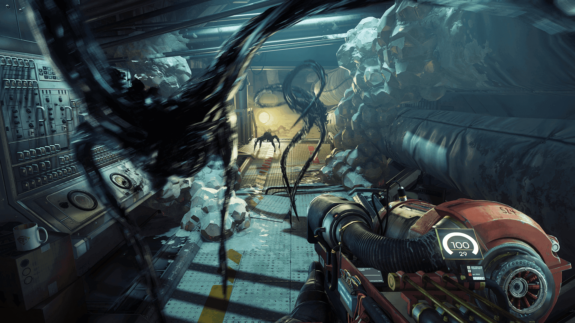 Input Lag Issues with PS4 Version of Prey Will be Fixed Upon Release