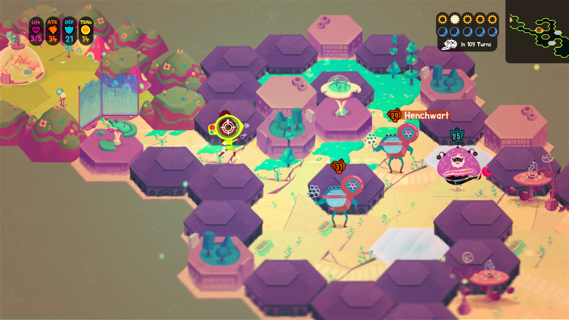Loot Rascals Review -- Weird, But In a Great Way