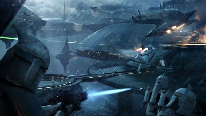 Star Wars Battlefront II's New Multiplayer Layout Entirely Removes