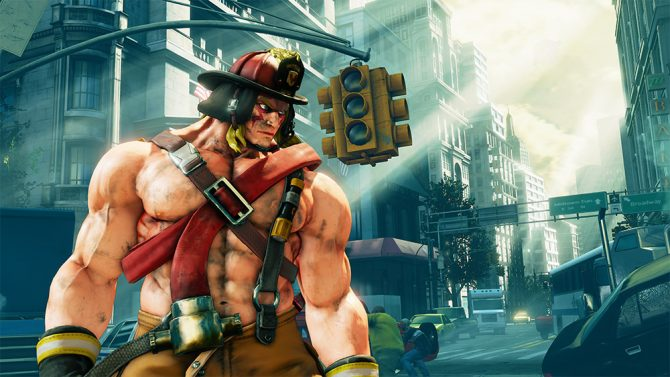 Work Costumes Coming to Street Fighter V on April 25th