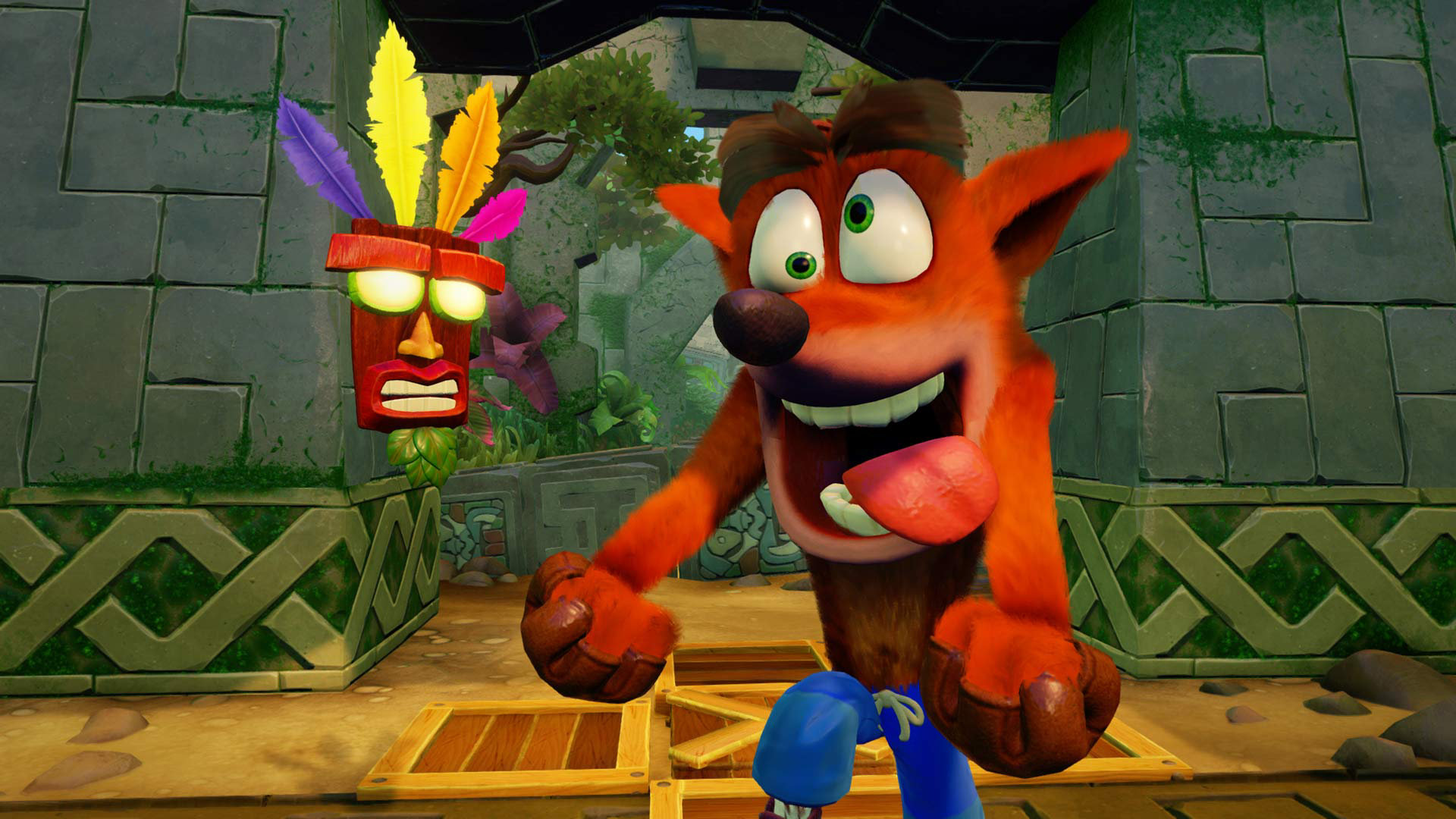 PlayStation Store's Top Downloads for June: Crash Bandicoot and