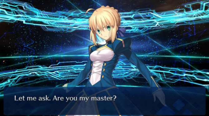Fate/Grand Order Announced For The West; New Details and Trailer Provided