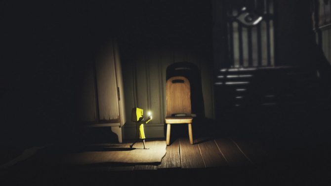 Little Nightmares Complete Edition Nintendo Switch