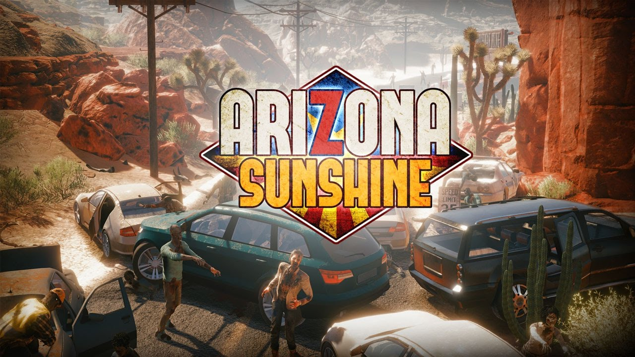 Ps4 Vr Games 2020.Arizona Sunshine Coming To Oculus Quest In 2020 The Damned