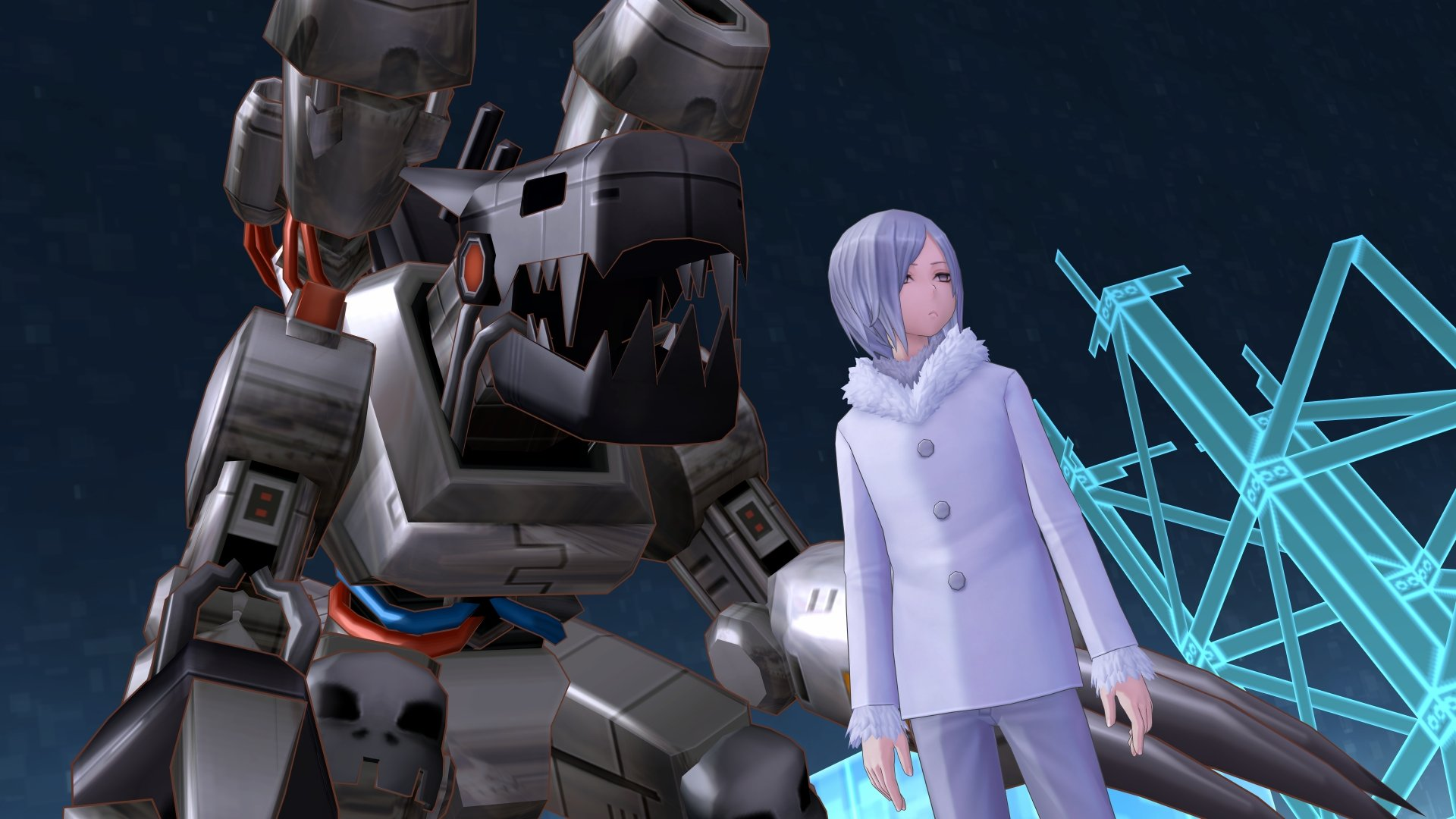 Digimon Story Cyber Sleuth Hacker S Memory Shows Battle System And