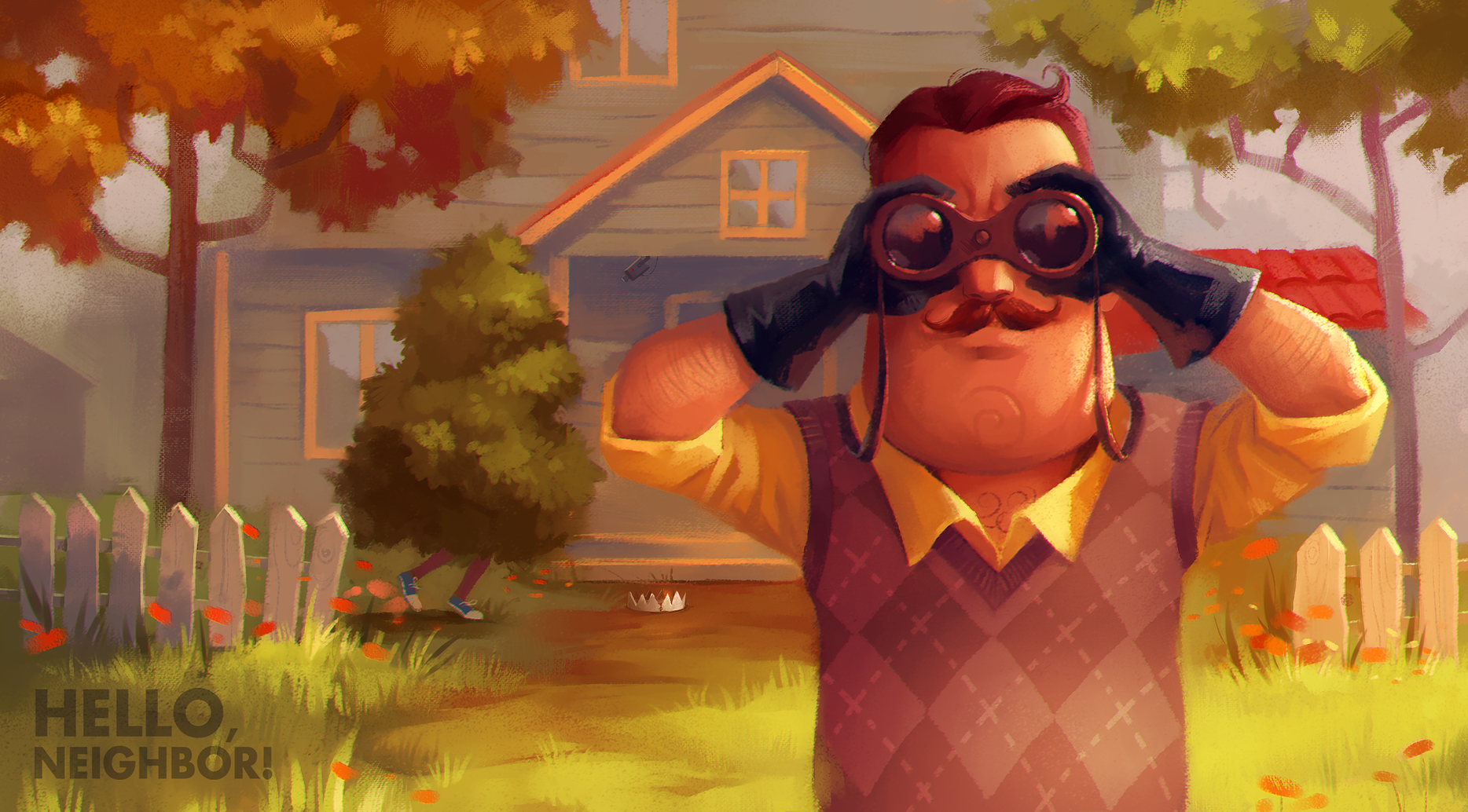 Hello Neighbor Alpha 4 Announced; Coming May 4th