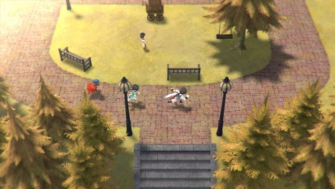 Lost Sphear Preview -- A Surprising Step Up From I Am Setsuna