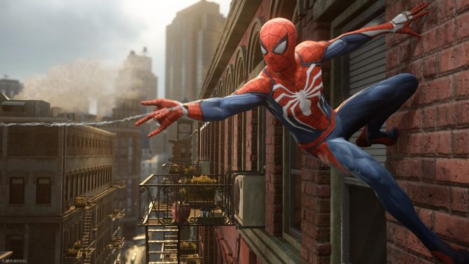 E3 2017 Dreams -- I Hope Spider-Man Gameplay Footage Swings Into Sony's Conference