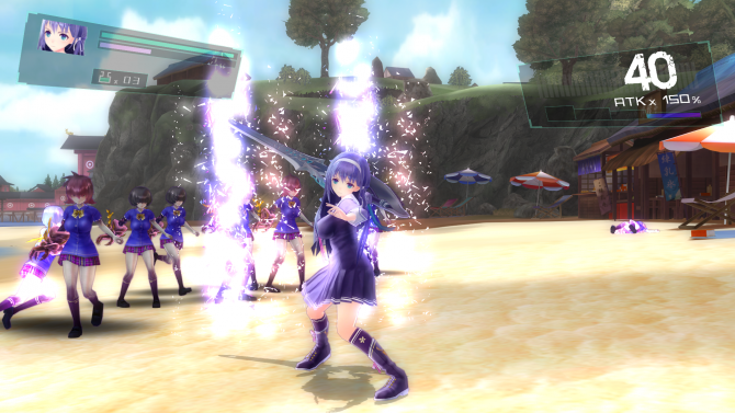 Valkyrie Drive -Bhikkhuni- Interview -- Marvelous Europe Talks Porting the Game to PC and Western Reception