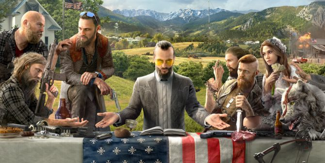 Far Cry 5 Preview -- Under Pressure