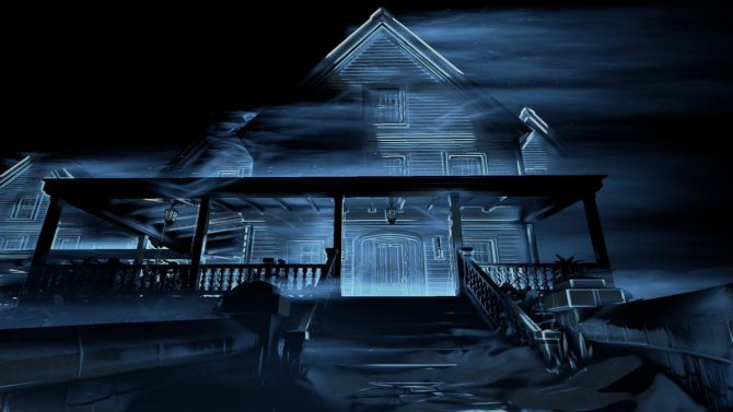 Perception Interview -- Seeing Horror In a New Light
